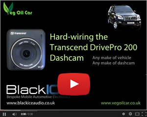 How to Hardwire a Dashcam - Transcend DrivePro 200